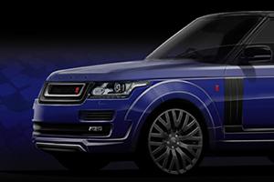 A Kahn Design Range Rover RS600