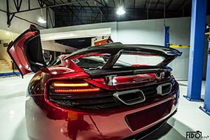 """McLaren HS-12 """"Velocita SE"""""""