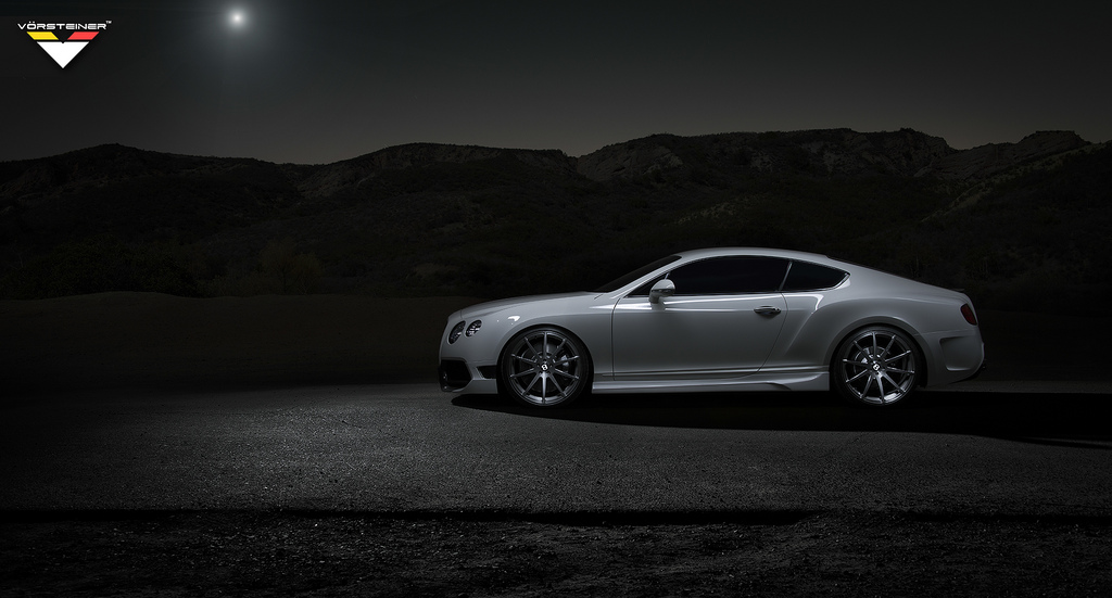 Vorsteiner BR10-RS Bentley Continental GT