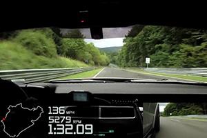 Camaro Z/28 Nurburgring Lap Time
