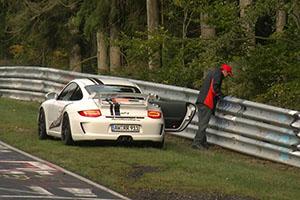 Porsche Puke