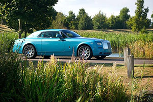 Rolls Royce Bespoke Ghawwass Phantom Coupé