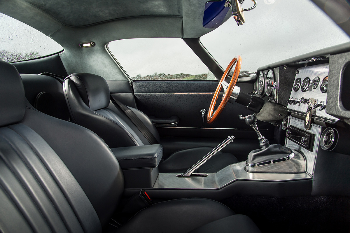 Eagle Low Drag GT Interior