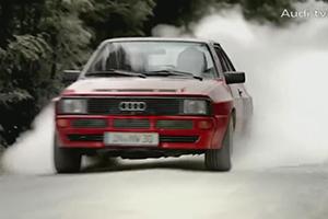 Audi Sport Quattro vs S3