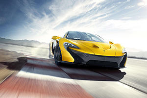 McLaren P1 Sold Out