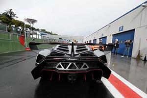 Lamborghini Veneno Video