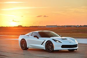 HPE500 Corvette Stingray