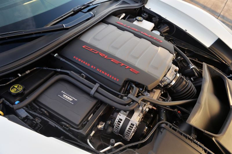 Hennessey Performance Gets Started with the Corvette HPE500 and HPE600