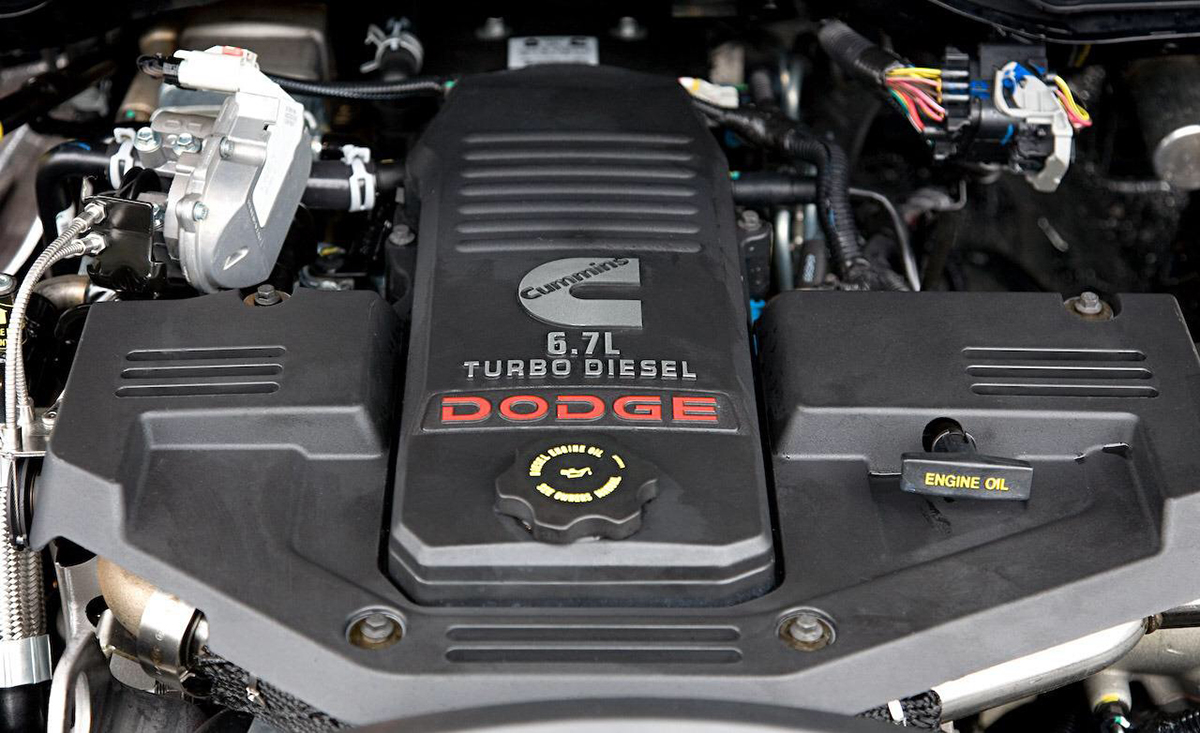 Cummins Turbodiesel
