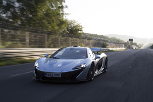 The McLaren P1's Nürburgring Lap Video is a Must See