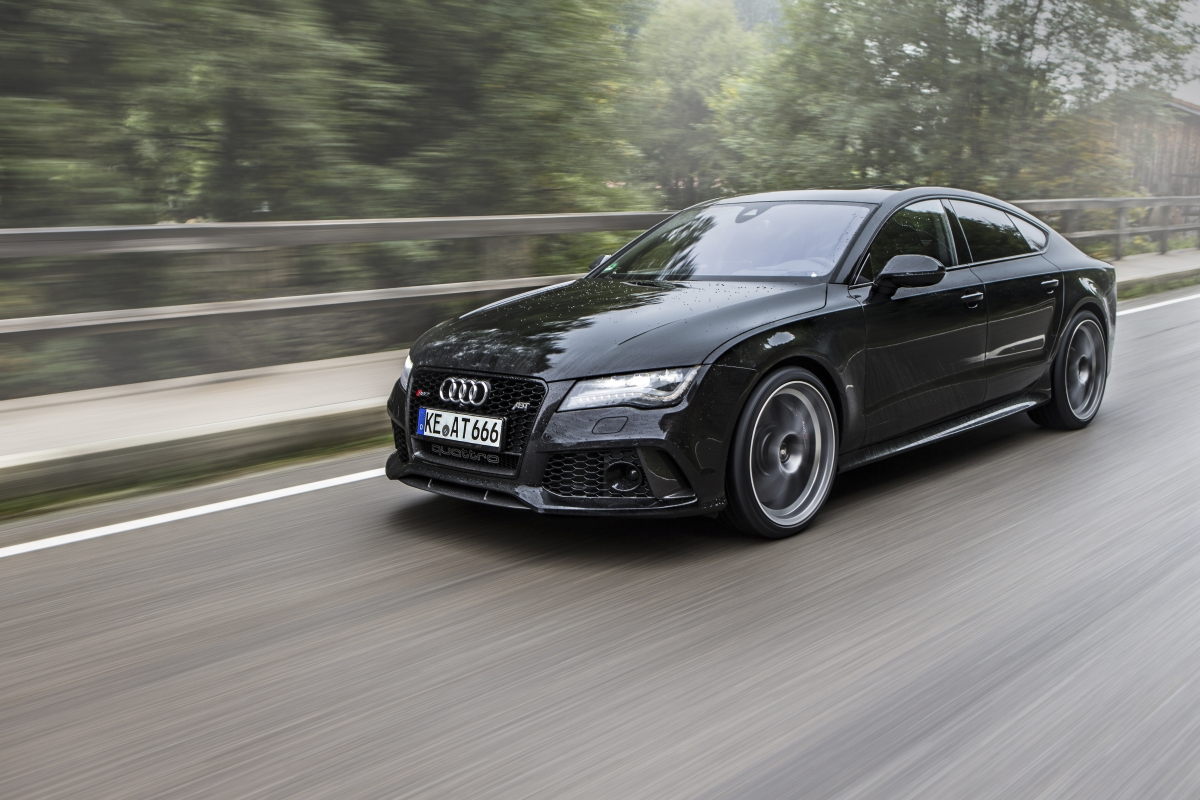 "The new ABT Sportsline ""Drivestyle"" Coupe Audi RS 7"