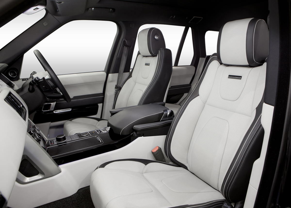 Overfinch Restyles the 2014 Range Rover