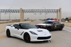 Hennessey Performance HPE600 Corvette Stingray Texas Toll Road