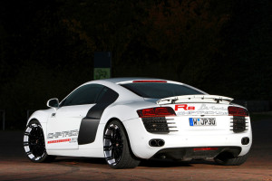 XXX-Performance and Chiptrick Audi R8 4.2