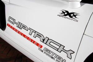XXX Performance and Chiptrick put two Snails on the Audi R8 4.2 FSI Quattro