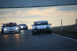 Survive the 25: The N1 Racing No. 79 Lexus IS 250 AWD