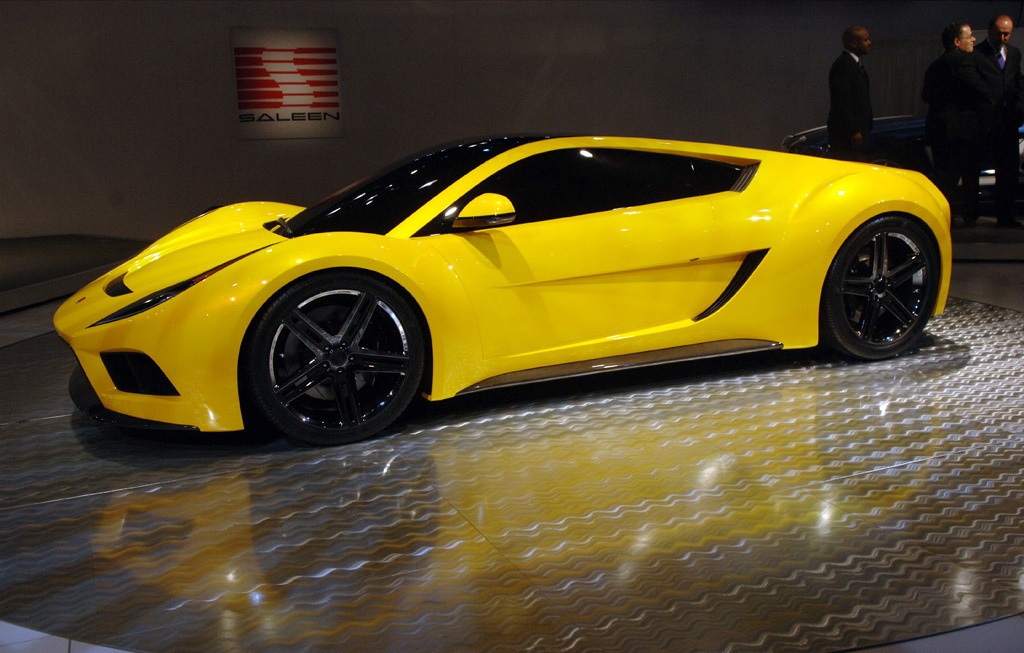 Upcoming Saleen