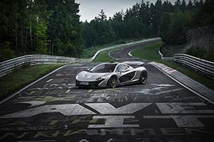 McLaren P1 - Nurburgring Nordschleife