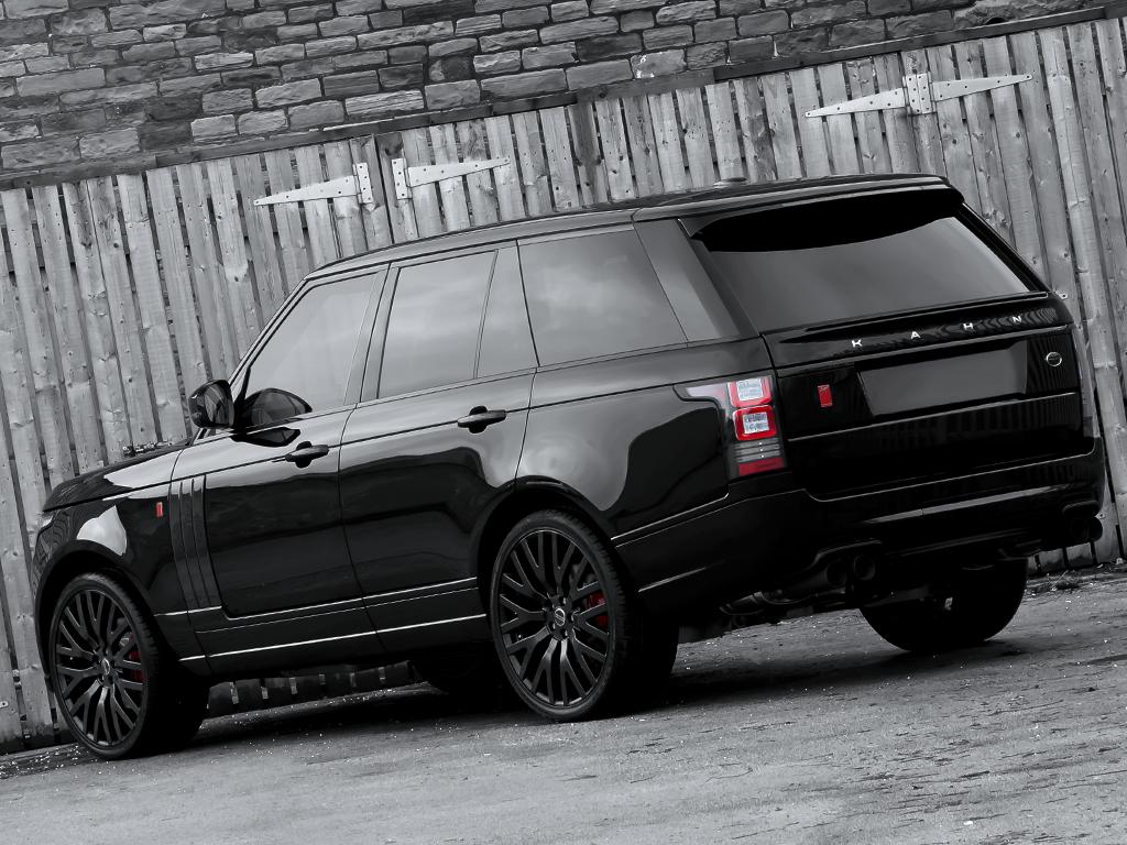 A Kahn Design Range Rover 600-LE
