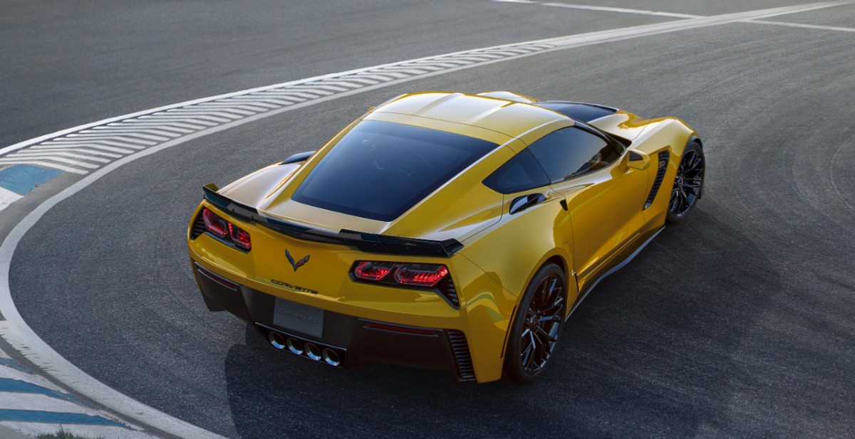 The Supercharged 2015 Chevrolet Corvette Z06 Exposed