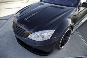 Prior Design Black Edition V2 Widebody W221 S-Class