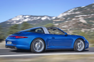 Porsche Unveils the 911 Targa 4 and Targa 4S (991)
