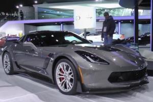 Corvette Zo6 Idle