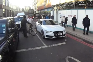 FAIL The Dick Audi Driver