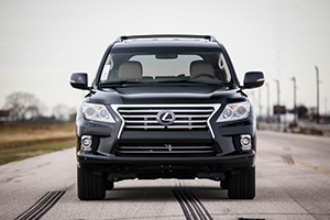 HPE500 Lexus LX 570