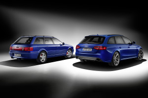Audi Pays Homage to the RS2 with the RS 4 Avant Nogaro Selection