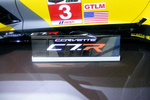 Chevrolet Corvette at the Chicago Auto Show (15)
