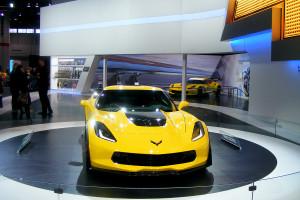 Chevrolet Corvette at the Chicago Auto Show (4)