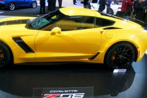 Chevrolet Corvette at the Chicago Auto Show (8)