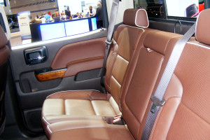 Chevrolet Silverado at the Chicago Auto Show (2)