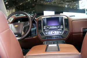 Chevrolet Silverado at the Chicago Auto Show (7)