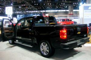 Chevrolet Silverado at the Chicago Auto Show (8)