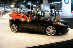 Exotics at the Chicago Auto Show