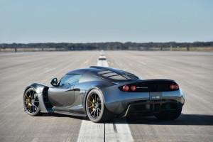 Hennessey Venom GT Top Speed Run
