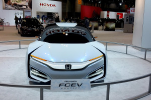 Honda FCEV