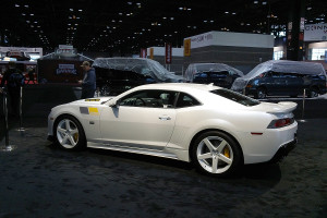 Saleen at the Chicago Auto Show 2014 (5)