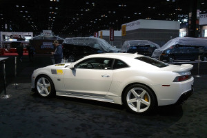 Saleen at the Chicago Auto Show 2014 (6)