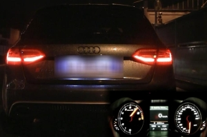 Audi RS 4 Avant Exhaust