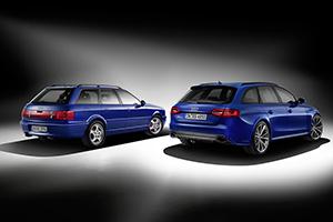 RS 4 Avant Nogaro Selection