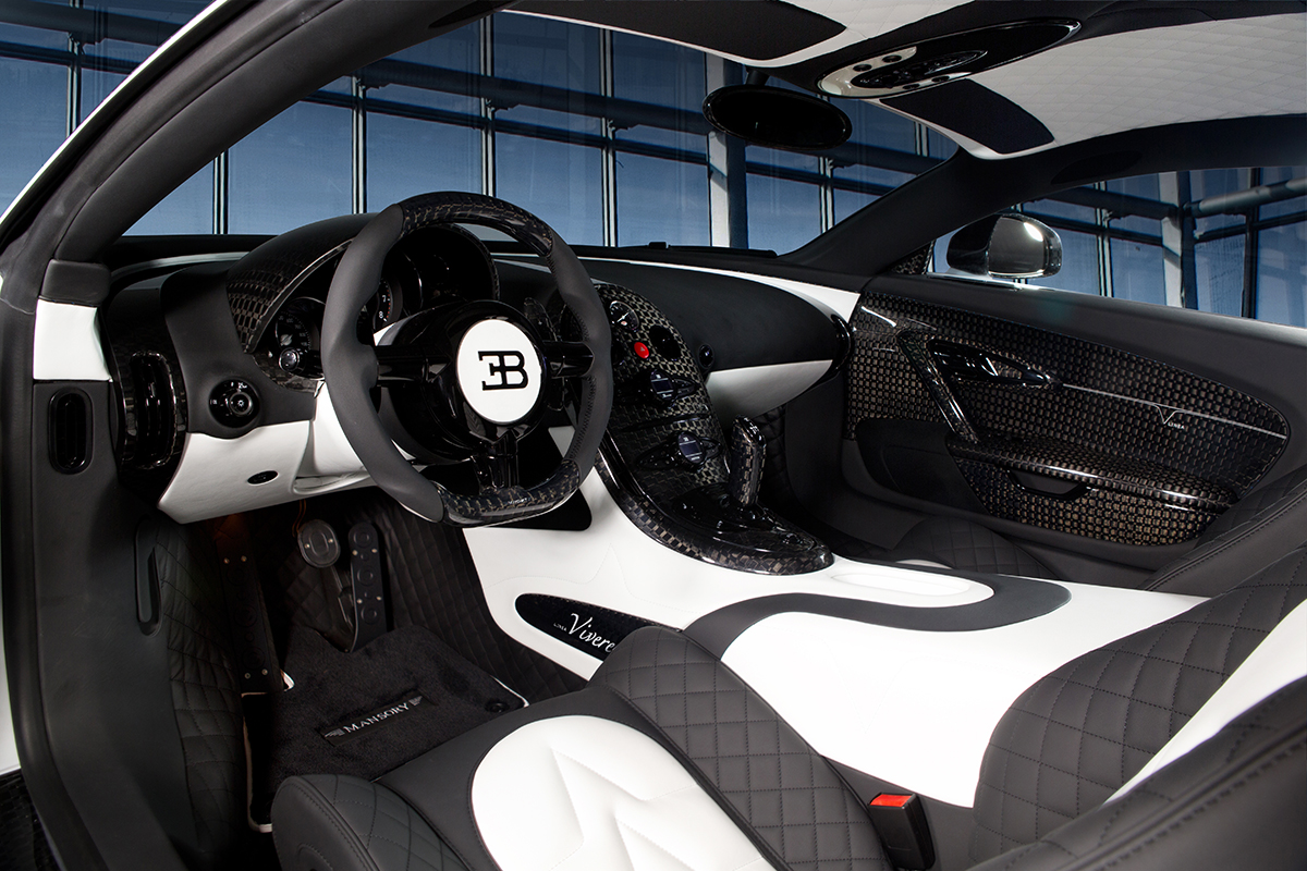 the new mansory vivere bugatti veyron is rolling into geneva. Black Bedroom Furniture Sets. Home Design Ideas