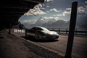 DMC Ferrari 458 Elegante Black Beast