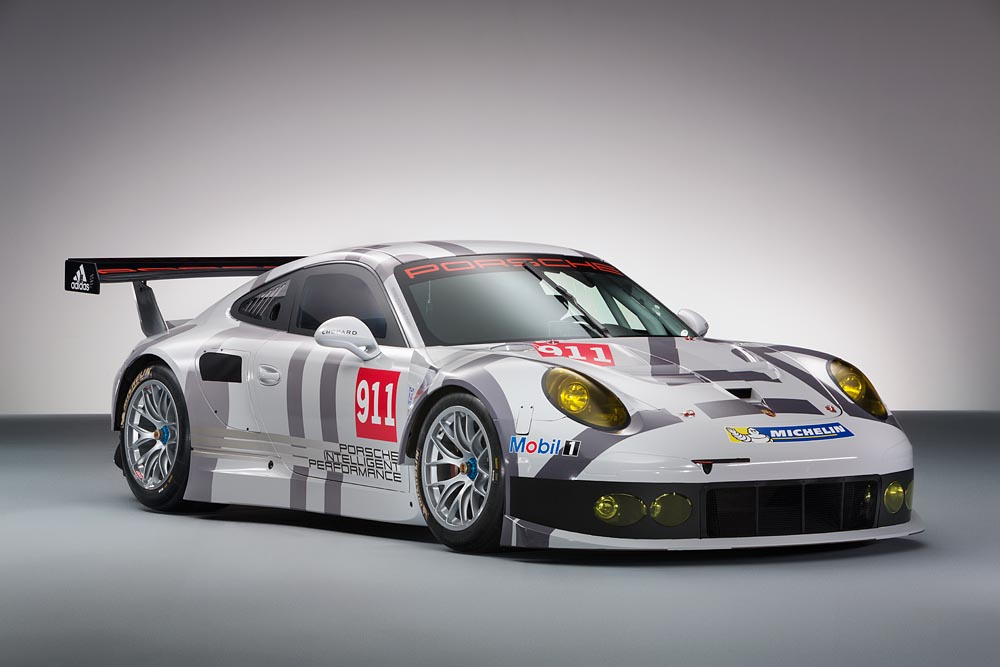 Porsche Gets Ready To Race With The 919 Hybrid And 911 Rsr