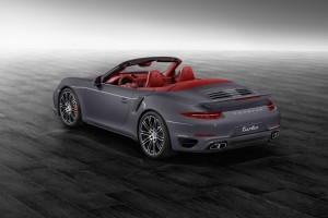 Porsche Exclusive 911 Turbo Cabriolet