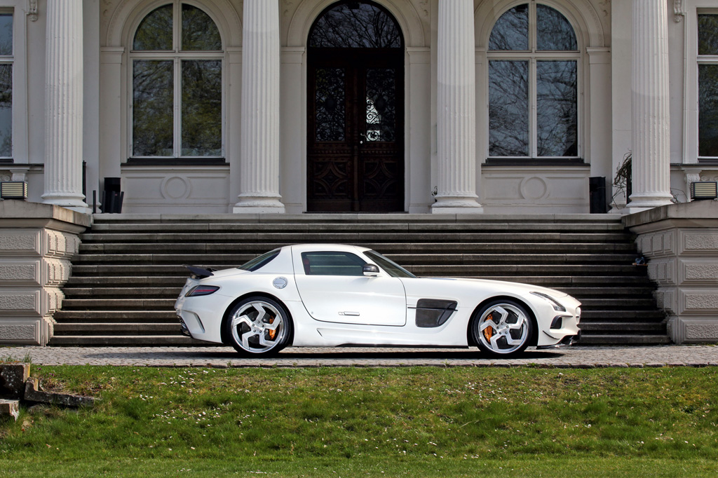 SGA Mercedes-Benz SLS AMG Widebody