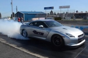 Meet the new 'Quickest GT-R in the World' at the Drag Strip