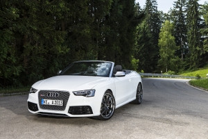 ABT Sportsline Gives the Audi RS 5 Cabriolet A Refresh for Spring